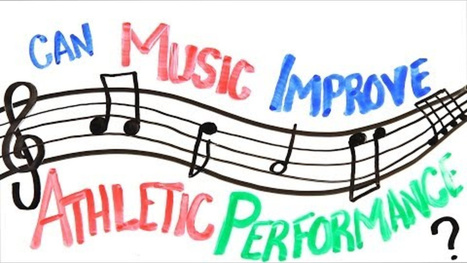 Are Olympic Athletes Listening to Performance-Enhancing Music? | Collegiate Athletics | Scoop.it