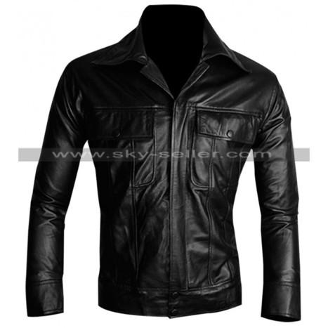 Elvis Presley Vintage Black Leather Jacket   Sky-Seller : Men Leather Jackets   Scoop.it