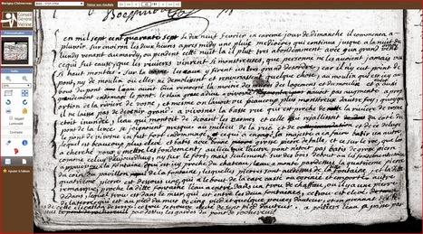 Lulu Sorcière Archive: Février 1747 - Rétro Alerte Crue du Clain ! | Auprès de nos Racines - Généalogie | Scoop.it
