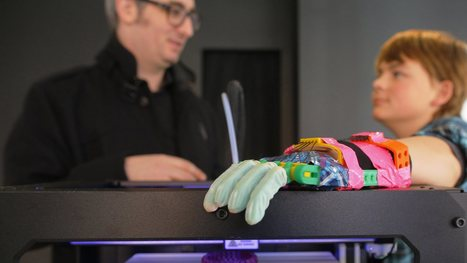 The man behind MakerBot on finding the stories that build your brand | business storytelling | Scoop.it