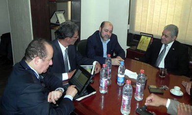 Egypt's opposition Popular Current meets with Hamas delegation | Égypt-actus | Scoop.it