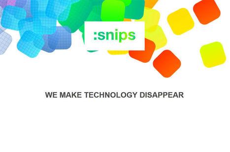 Snips lève 6,3 millions de dollars pour intégrer l'intelligence artificielle à notre quotidien | Financement de Start-up | Scoop.it