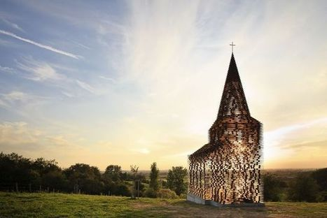 See-through church, Limburg/Belgium by Gijs Van Vaerenbergh   Architecture and Urban Planning   Scoop.it