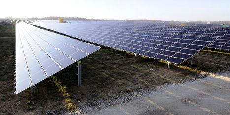 Mise en service de la plus grande centrale solaire de France | Les énergies renouvelables en Suisse | Scoop.it