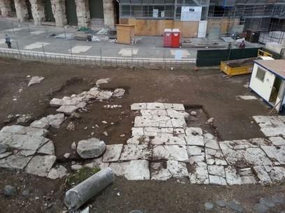 Sorpresa en el Coliseo: Sale a la luz el antiguo pavimento de Vespasiano | cultura clásica | Scoop.it