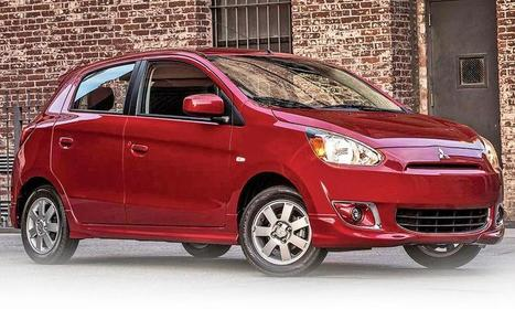 Mirage hit with a barrage from 'Times' caustic car critic - Automotive News | The All New Mitsubishi Mirage | Scoop.it