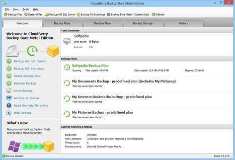 CloudBerry Backup Bare Metal Edition 3.7.0.34 - Golden ware | goldenware | Scoop.it