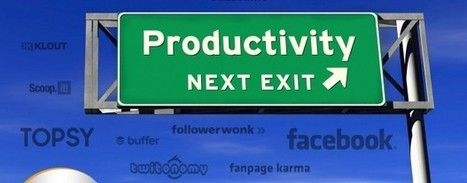 13 Free Social Media Tools to Boost Productivity | Flying Man Productions | Digital Marketing | Scoop.it