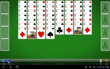 Download FreeCell Solitaire 2.1.1 APK | Android APK Download | Scoop.it