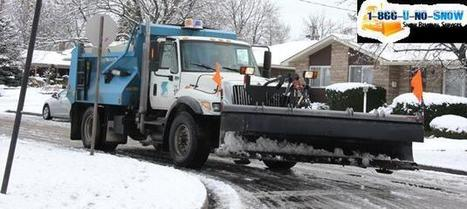 Avail impeccable snow removal Richmond Hill Services on Easy Costs | Roof repair services in Vancouver | Scoop.it