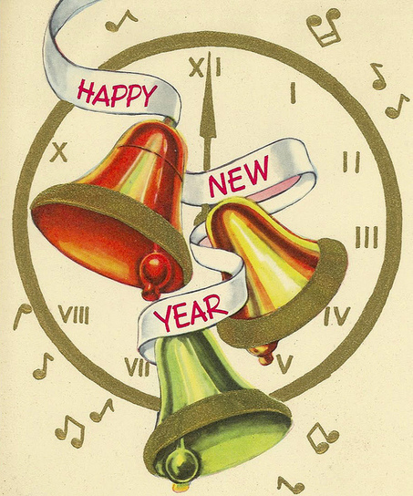 Ring in the New Year… « The Doodle...