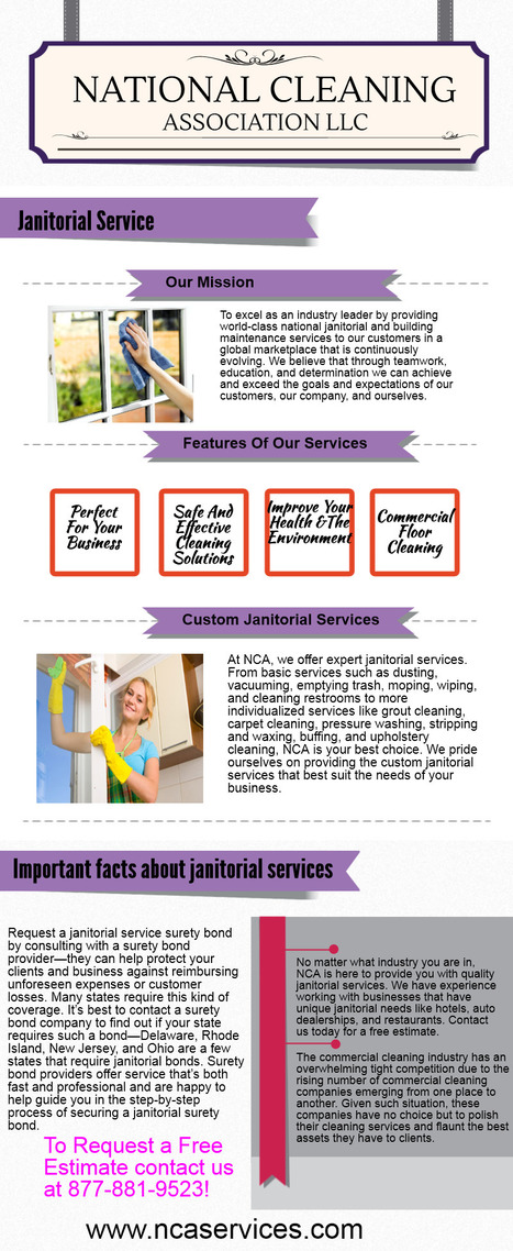Janitorial Service | Janitorial Service | Scoop.it