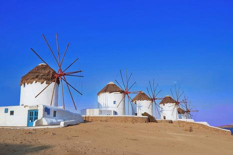 Greece D2 & D3: 8 Postcard-Ready Spots in Mykonos | Scarlet Scribbles | Travel To Mykonos | Scoop.it