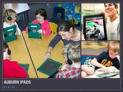 iPads, Digital Badges, and Professional Development – Our New ... | Learning Badges | Scoop.it