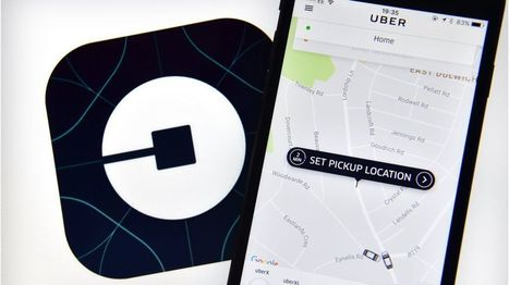 Uber drivers win key employment case - BBC News | Economics competition issues | Scoop.it