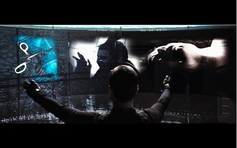 Oblong Has Built The Future Of Computing. | UtopianDynamics | Scoop.it