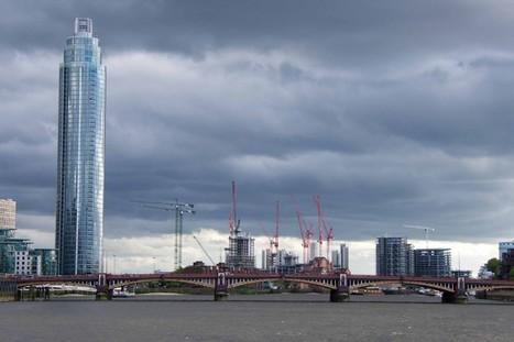 Entretien / Londres, entre régénération urbaine et verticalisation avec Manuel Appert. : Urbanités | Géographie : les dernières nouvelles de la toile. | Scoop.it