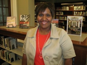 Public Library's Andrea Blackman receives leadership award | Tennessee Libraries | Scoop.it