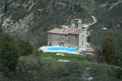 Monastero Sant'Ansovino Di Monte Forno | Le Marche Properties and Accommodation | Scoop.it