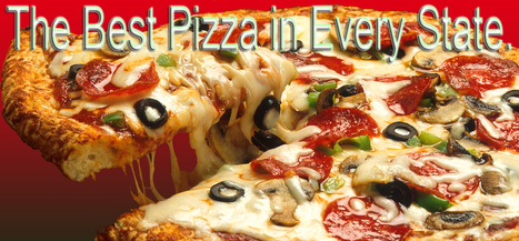 The best pizza in every state | Mind Moving Media | Scoop.it