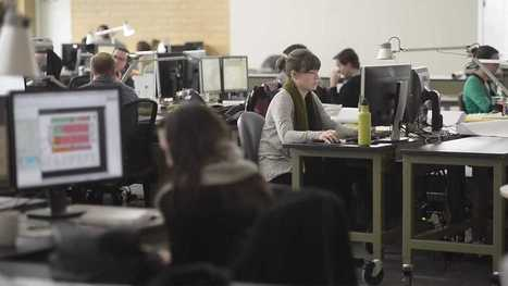A workspace that tracks the Millennial creative process | Technology in Education | Scoop.it