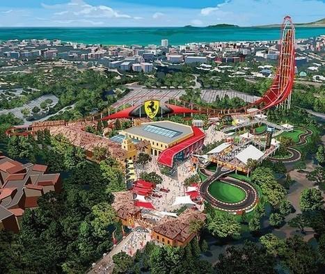 Parco Ferrari. Nasce in Spagna il parco giochi del Cavallino Rampante | Mind The Trip | Scoop.it