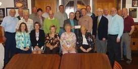 Truman Club donates $1,000 to library foundation in memory of - Tip' Smith | Tennessee Libraries | Scoop.it