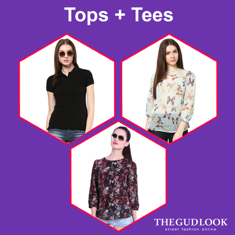 2016 Spring# Summer# Collection http://thegudlook.com/16-tops   | Street Fashion is what thegudlook.com promises to bring to you Online every day week after week. | Scoop.it