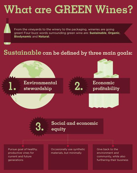 What Are Green Wines [infographic]? | green infographics | Scoop.it