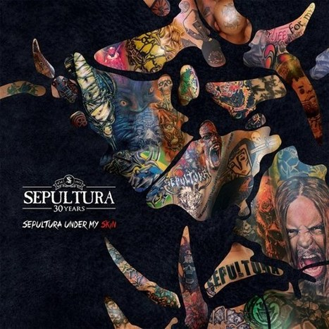 SEPULTURA: Lyric Video For New Song 'Under My Skin' | Metal News | Scoop.it