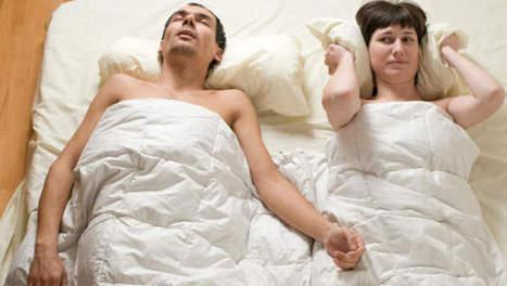 Snurken veroorzaakt oogziekte en verstopte aderen   Ademhaling   Scoop.it