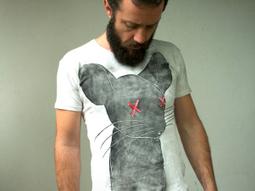 Les t-shirts incontrôlables de SIMEON FARRAR | Bien fait pour moi : nouveautes shopping et bons plans au masculin | Scoop.it