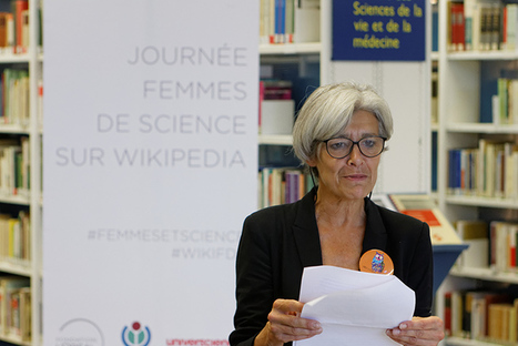 La science, encore et toujours, une affaire d'hommes? - PARLONS SCIENCES - Museum | Les choses qui m'intéressent | Scoop.it