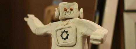 Les médias français s'essaient aux robots | Big Media (En & Fr) | Scoop.it