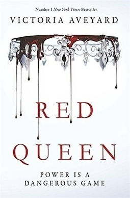 Red Queen by Victoria Aveyard – review   Young Adult Books   Scoop.it