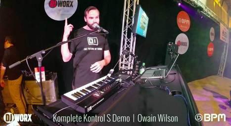 BPM 2014: Komplete Kontrol S keyboard demo [VIDEO]   DJing   Scoop.it