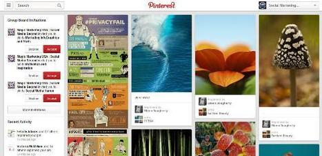How to Use the New Pinterest, What Marketers Need to Know | Social Media Examiner | Cloud Central | Scoop.it
