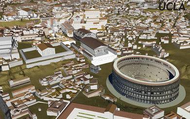 Rome Reborn, una increible visita virtual por la Roma del siglo IV d.c - ineveryCREA: la comunidad de la creatividad educativa | Recull diari | Scoop.it