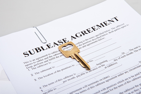 Student Sublets: How to Write a Sublease Agreement | Student Housing | Scoop.it