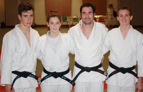 Ludovic Giordana cinquième dan de judo | #JUDO - #JUJITSU - #TAÏSO | Scoop.it