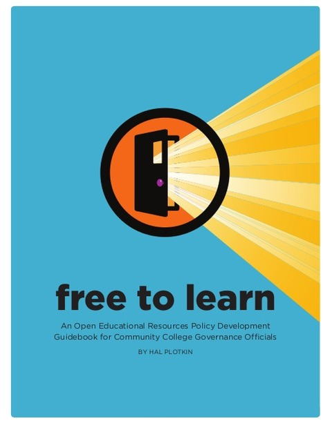 GuideBook - Free to Learn Guide - Creative Commons  | Open Educational Resources - Texto descargable | e-learning y aprendizaje para toda la vida | Scoop.it