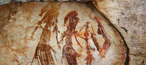 Mega-drought triggered collapse of prehistoric Aboriginal society : Past Horizons Archaeology | Prehistoric Art Class 9 | Scoop.it
