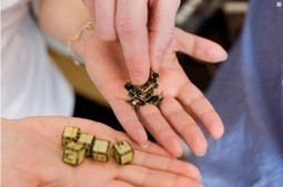 Programmable 'smart sand' can assume any shape | ZDNet | A Sense of the Ridiculous | Scoop.it