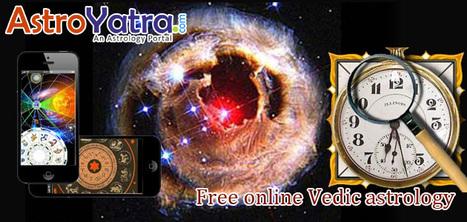 Free online Vedic astrology | Astro Yatra | Scoop.it