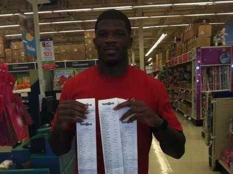Texans Receiver Andre Johnson Spent $19,000 On Christmas Gifts For Kids In Child Protective Services Today | Ad Vitam Basketball | Scoop.it