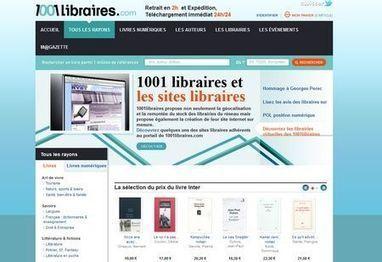 1001libraires.com met la clé sous le portail   biblio Mart   Scoop.it