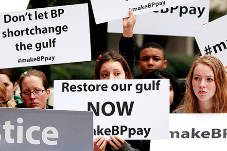 The Gulf's Suffering Continues, So Should BP's Payments | BP Economic Recovery | Scoop.it