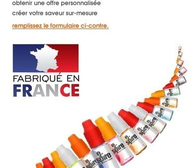 fournisseur français d'eliquide | E-SPIRE - Fabricant e-liquide Français | e-liquide | Scoop.it