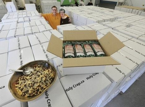 Holy Crap! B.C's organic cereal is going global | Vancouver Sun | Food issues | Scoop.it
