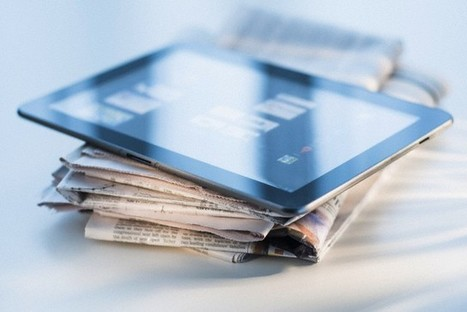 The Irony of Digital Publishing in Newspapers -- guest post by David Rozzi, The New YorkPost - Home - Flite Blog | Tablet publishing | Scoop.it